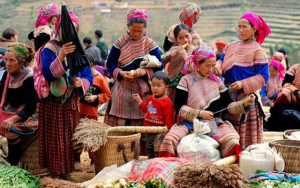8 famous local markets around Sapa